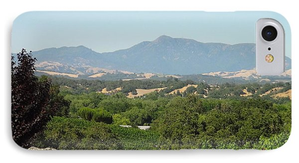 IPhone Case featuring the photograph Cali View by Shawn Marlow
