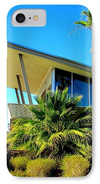 California Beach House IPhone Case
