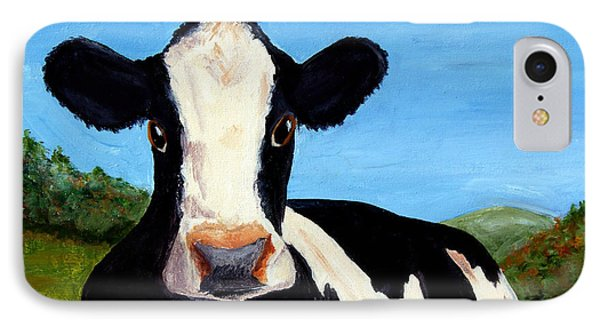 IPhone Case featuring the painting California Beauty by Terry Taylor
