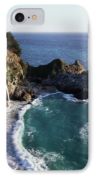 California, Big Sur Coast, Central IPhone Case by Christopher Talbot Frank