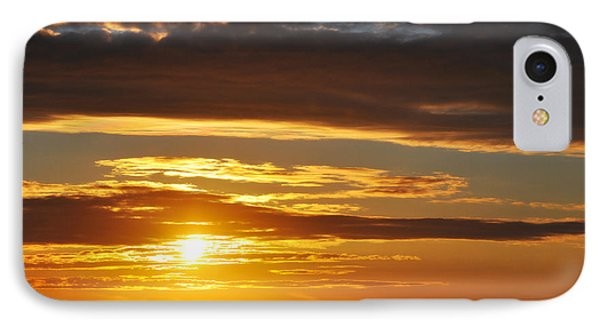 IPhone Case featuring the photograph California Central Coast Sunset by Kyle Hanson