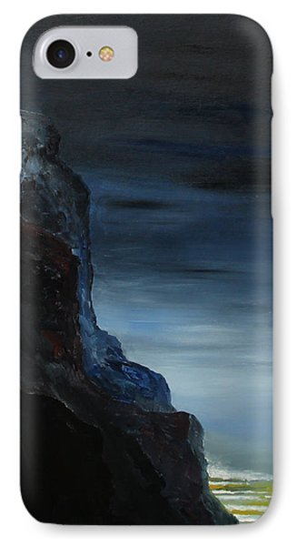 California Coastal Evening IPhone Case