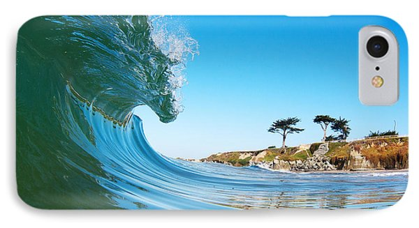 California Curl IPhone Case
