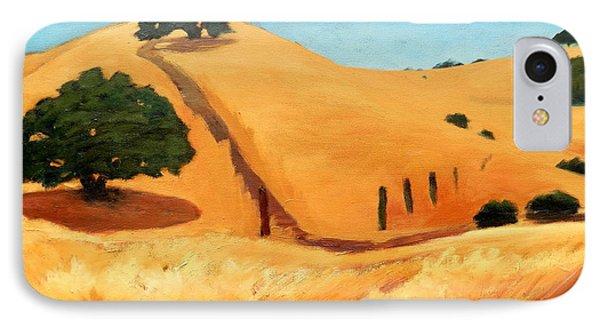 California Dry Grass IPhone Case