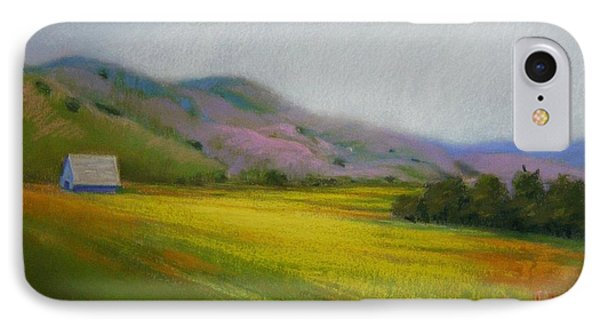 California Field In May  IPhone Case