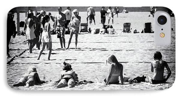 California Girls Phone Case by John Rizzuto