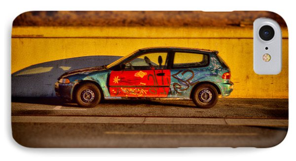 California Honda Painted By Owner IPhone Case
