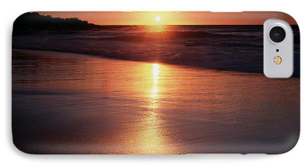 California, La Jolla, Sunset IPhone Case by Christopher Talbot Frank