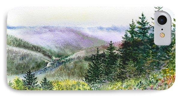 Redwood Creek National Park IPhone Case by Irina Sztukowski