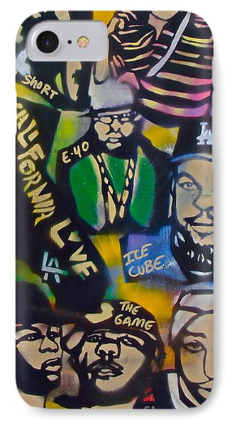 California Love IPhone Case by Tony B Conscious