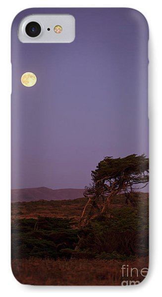 California Moon IPhone Case