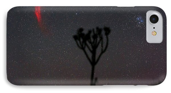 California Nebula And Pleiades IPhone Case by Babak Tafreshi