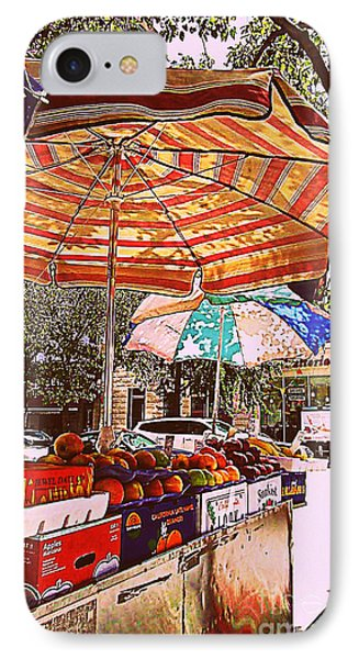 California Oranges IPhone Case by Miriam Danar