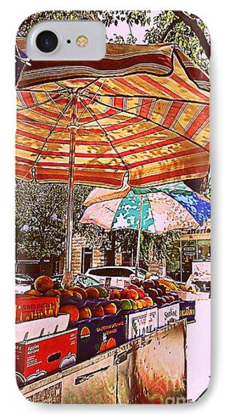 IPhone Case featuring the photograph California Oranges by Miriam Danar