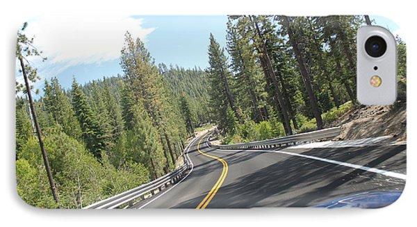 California Road Phone Case by Dean Drobot