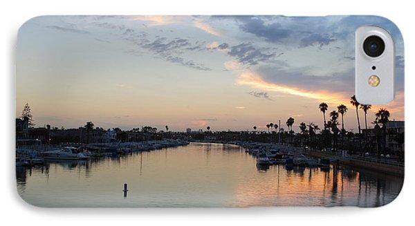 California Sunset Phone Case by Heidi Smith