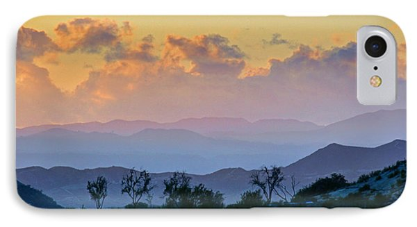 IPhone Case featuring the photograph California Sunset by Martin Konopacki