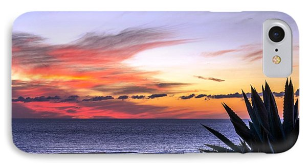 California Sunset IPhone Case by Mike Ste Marie
