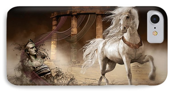 Caligula's Horse IPhone Case by Shanina Conway