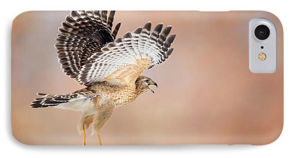 Call Of The Wild IPhone Case by Bill Wakeley
