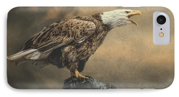 IPhone Case featuring the photograph Call Of The Wild by Brian Tarr