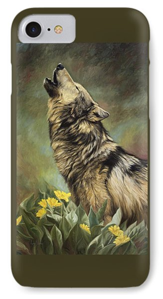Call Of The Wild IPhone Case by Lucie Bilodeau