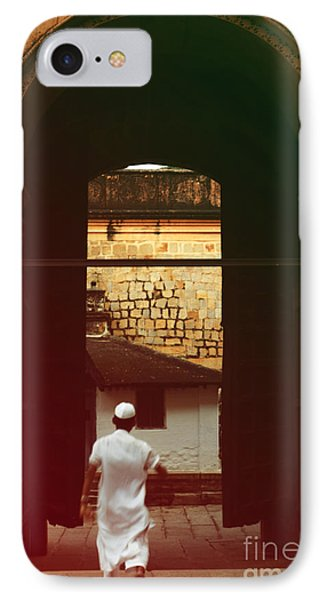 IPhone Case featuring the photograph Call To Prayer by Mini Arora