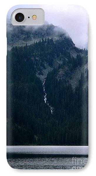IPhone Case featuring the photograph Callaghan Waterfall by Amanda Holmes Tzafrir