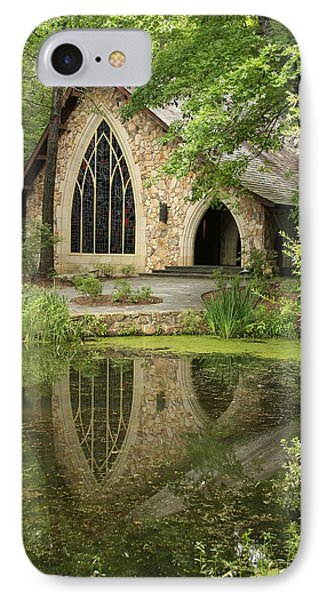 IPhone Case featuring the photograph Callaway Gardens Chapel - Pine Mountain Georgia by Mountains to the Sea Photo