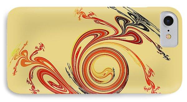 Calligraphy Phone Case by Anastasiya Malakhova