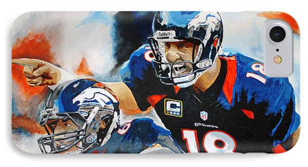 Peyton Manning IPhone Case