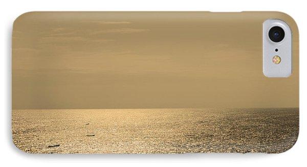 Calm Arabian Sea IPhone Case by Mini Arora