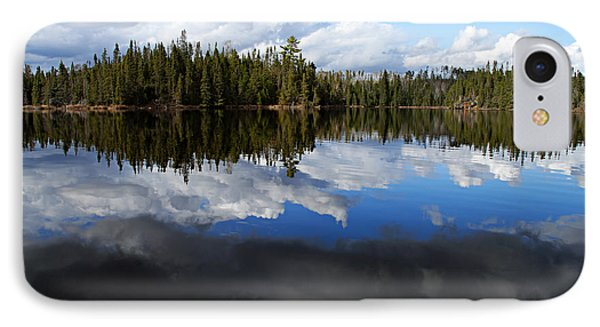 Calm Before The Storm Phone Case by Larry Ricker