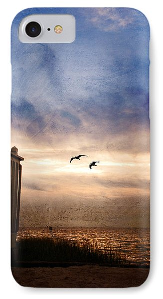 Calm IPhone Case by Beverly Stapleton