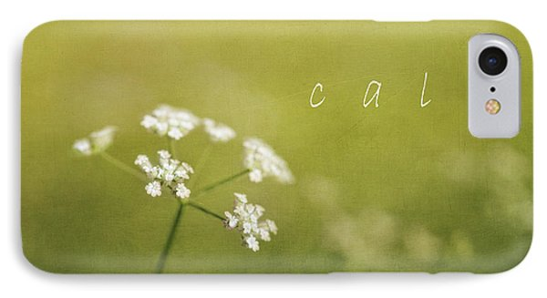 Calm IPhone Case by Elena Nosyreva