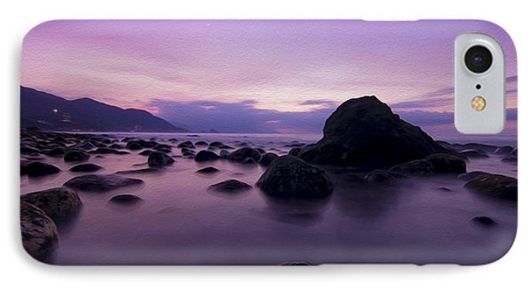 Calm Evening IPhone Case by Aged Pixel