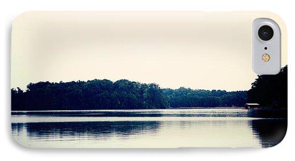 Calm Lake Landscape IPhone Case by Kim Fearheiley