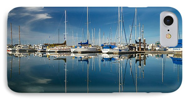 Calm Masts IPhone Case