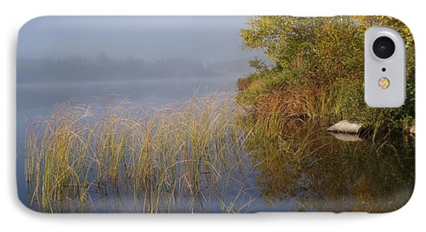 IPhone Case featuring the photograph Calm Morning by Sheila Byers