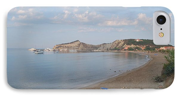 IPhone Case featuring the photograph Calm Sea by George Katechis