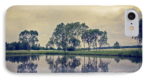 IPhone Case featuring the photograph Calm Summer Day by Ari Salmela