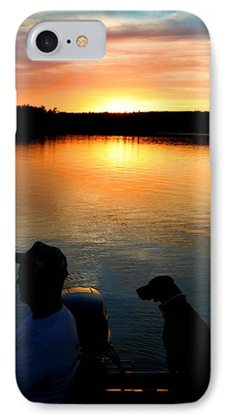 Calm Waters IPhone Case by Brook Burling