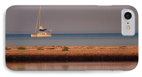 Calm Waters Phone Case by Karol Livote