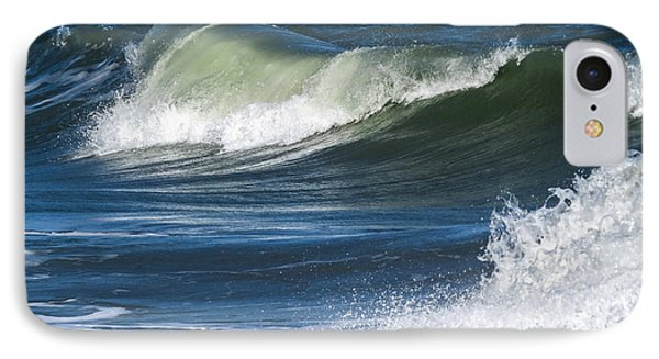 Calm Wave IPhone Case by Zina Stromberg