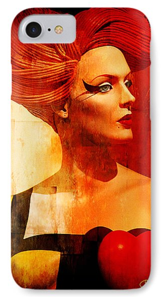 Calypso Mama Phone Case by Chuck Staley