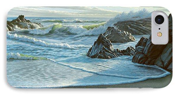 Cambria Seascape  IPhone Case