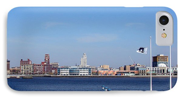 Camden Waterfront Phone Case by Olivier Le Queinec