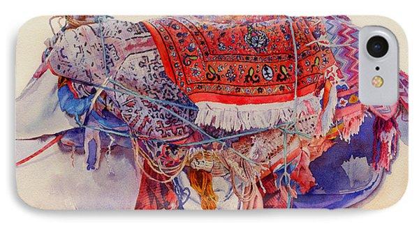 Camel Saddle Phone Case by Dorothy Boyer