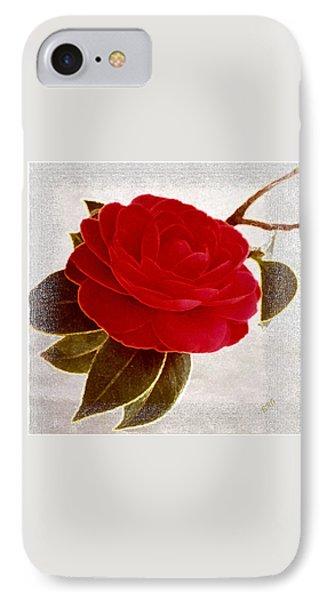 Camellia Spectacular Phone Case by Ben and Raisa Gertsberg