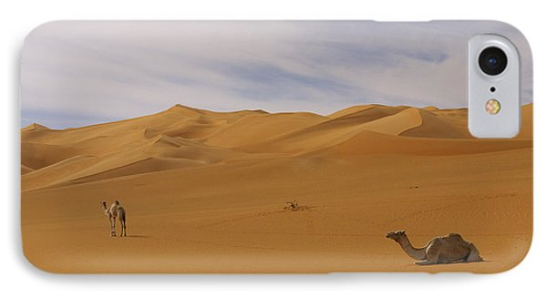 Camels Phone Case by Ivan Slosar